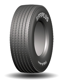 'Big Foot' Design,10% bigger tread width enlarges the footprint and improves the mileage.